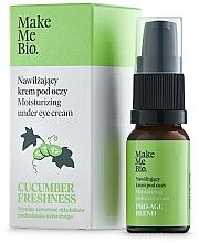 Parfums et Produits cosmétiques Crème à l'extrait de concombre pour contour des yeux - Make Me BIO
