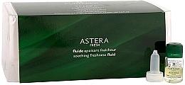 Parfums et Produits cosmétiques Fluide en ampoules à l'huile essentielle de menthe pour cheveux - Rene Furterer Astera Soothing Fluid