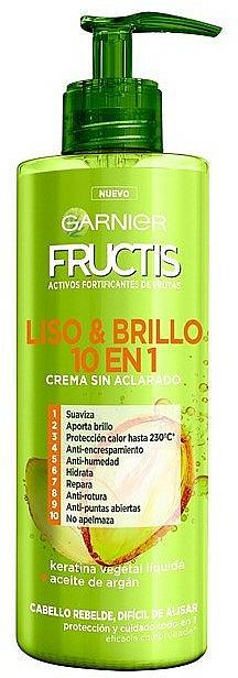 Crème coiffante - Garnier Fructis Smooth & Shine Cream