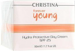 Parfums et Produits cosmétiques Crème de jour hydratante - Christina Forever Young Hydra Protective Day Cream SPF25