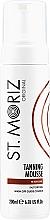 Parfums et Produits cosmétiques Mousse autobronzante instantanée, teinte moyenne - St.Moriz Instant Self Tanning Mousse Medium