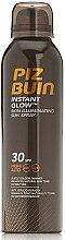 Parfums et Produits cosmétiques Spray protecteur et illuminateur SPF 30 - Piz Buin Instant Glow SPF30