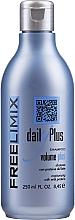 Parfums et Produits cosmétiques Shampooing volumisant aux protéines de lait - Freelimix Daily Plus Volume-Plus