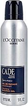 Parfums et Produits cosmétiques Gel à raser rafraîchissant - L'Occitane Homme Cade Refreshing Shaving Gel