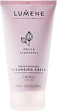 Parfums et Produits cosmétiques Crème nettoyante à l'extrait de romarin pour visage - Lumene Comfort