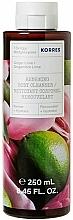 Parfums et Produits cosmétiques Gel douche Gingembre et Lime - Korres Ginger Lime Renewing Body Cleanser