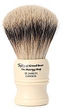 Parfums et Produits cosmétiques Blaireau de rasage, SH3 - Taylor of Old Bond Street Shaving Brush Super Badger Size L