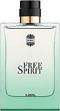 Parfums et Produits cosmétiques Ajmal Free Spirit - Eau de Parfum