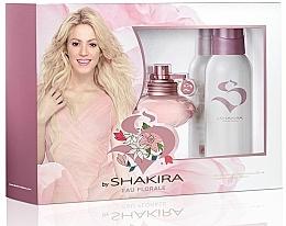 Parfums et Produits cosmétiques Shakira S By Shakira Eau Florale - Set (eau de toilette 50ml + déorant 150ml)