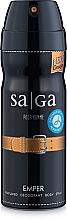 Parfums et Produits cosmétiques Emper Saga - Déodorant spray pour corps