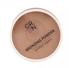 Parfums et Produits cosmétiques Poudre bronzante bio pour visage - GRN Bronzing Powder