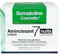 Parfums et Produits cosmétiques Crème amincissante à l'argile blanche pour corps - Somatoline Cosmetic Ultra Intensive Cream 7 Nights Slimming
