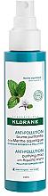 Parfums et Produits cosmétiques Brume purifiante à la menthe aquatique pour cheveux - Klorane Aquatic Mint