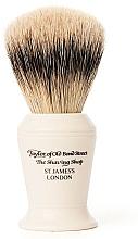 Parfums et Produits cosmétiques Blaireau de rasage, S376 - Taylor of Old Bond Street Shaving Brush Super Badger size L