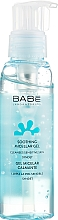 Parfums et Produits cosmétiques Gel micellaire nettoyant à la glycérine pour visage - Babe Laboratorios Soothing Micelar Gel Travel Size