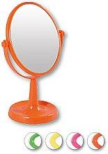Parfums et Produits cosmétiques Miroir ovale à poser 85741, orange - Top Choice