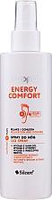 Parfums et Produits cosmétiques Spray rafraîchissant pour jambes enflées - Silcare Quin Body Relaxation And Cooling Spray Feet