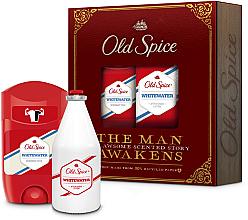 Parfums et Produits cosmétiques Old Spice Whitewater Vintage - Set (déodorant stick/50ml + lotion après-rasage/100ml)