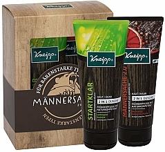 Parfums et Produits cosmétiques Kneipp - Set (gel douche corps et cheveux/2x200ml)