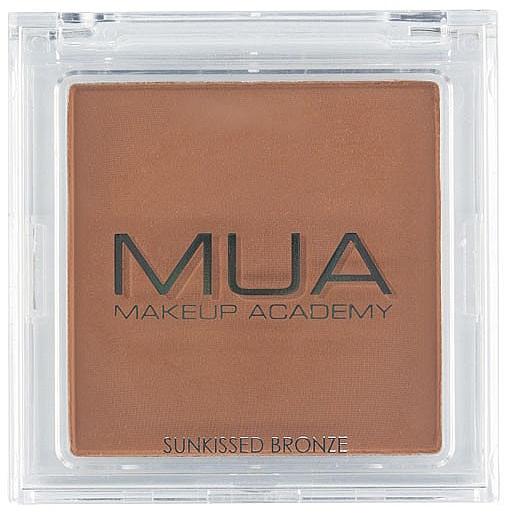 Poudre bronzante - MUA Bronzer Sunkissed Bronze