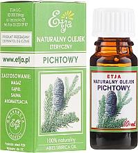 Parfums et Produits cosmétiques Huile essentielle de sapin de Sibérie 100% naturelle - Etja Natural Oil