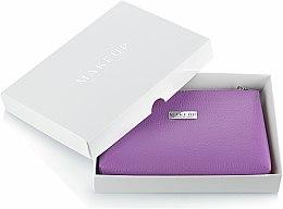 Parfums et Produits cosmétiques Trousse de toilette Lucky dans une boîte cadeau, violet - MakeUp