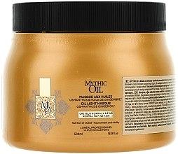 Parfums et Produits cosmétiques Masque aux huiles d'osmanthus et de gingembre pour cheveux - L'Oreal Professionnel Mythic Oil Mask