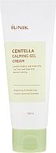 Parfums et Produits cosmétiques Crème-gel à l'eau de centella asiatica pour visage - IUNIK Centella Calming Gel Cream