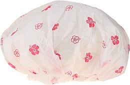 Parfums et Produits cosmétiques Bonnet de douche, 9298, fleurs blanches et roses - Donegal Shower Cap