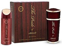 Parfums et Produits cosmétiques Armaf The Pride of Armaf - Coffret cadeau (eau de parfum 100 ml + déodorant 200 ml)