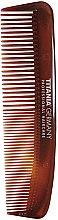 Parfums et Produits cosmétiques Peigne à cheveux, 12,5 cm, marron - Titania Havannah