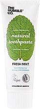 Parfums et Produits cosmétiques Dentifrice naturel à la menthe fraîche - The Humble Co. Natural Toothpaste Fresh Mint