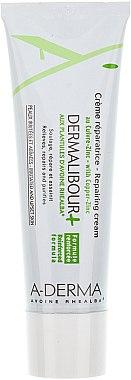 Crème réparatrice aux plantules d'avoine pour visage et corps - A-Derma Dermalibour+ Creme — Photo N2