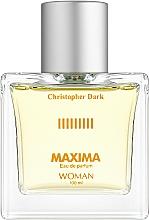 Parfums et Produits cosmétiques Christopher Dark Maxima - Eau de Parfum