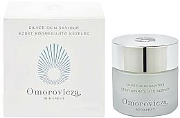 Parfums et Produits cosmétiques Masque éclaircissant à l'acide glycolique pour visage et cou - Omorovicza Silver Skin Saviour