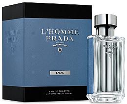 Parfums et Produits cosmétiques Prada L'Homme Prada L'Eau - Eau de Toilette