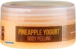 Parfums et Produits cosmétiques Gommage corporel naturel à base de sel marin et yaourt à l'ananas - Stani Chef's Pineapple Yogurt Body Peeling
