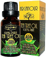 Parfums et Produits cosmétiques Huile d'arbre à thé - Arganour 100% Pure Tea Tree Oil