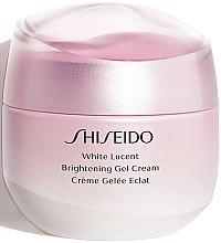Parfums et Produits cosmétiques Crème gelée éclat pour visage - Shiseido White Lucent Brightening Gel Cream