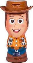 Parfums et Produits cosmétiques Gel douche pour enfants - Disney Toy Story 4 Woody Shower Gel