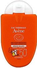 Parfums et Produits cosmétiques Crème solaire pour visage et corps SPF 50+ - Avene Solar Reflex Children SPF 50+