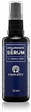 Parfums et Produits cosmétiques Sérum hyaluronique pour visage - Renovality Original Series Hyaluron Serum