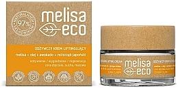 Parfums et Produits cosmétiques Crème à l'huile d'avocat pour visage - Melisa Eco
