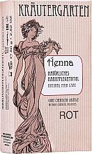Parfums et Produits cosmétiques Poudre de henné rouge - Styx Naturcosmetic Henna Pulver Rot