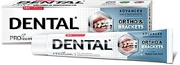 Parfums et Produits cosmétiques Dentifrice blanchissant - Dental Pro Ortho&Brackets