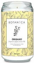 Parfums et Produits cosmétiques Bougie parfumée à la cire de noix de coco, Origan - FraLab Botanica Candle