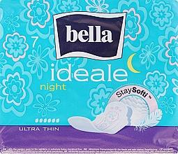 Parfums et Produits cosmétiques Serviettes hygiéniques, 7 pcs - Bella Ideale Ultra Night StaySofti