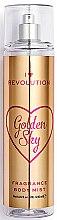 """Parfums et Produits cosmétiques Brume parfumée pour le corps """"Golden Sky"""" - Makeup Revolution Body Mist Golden Sky"""