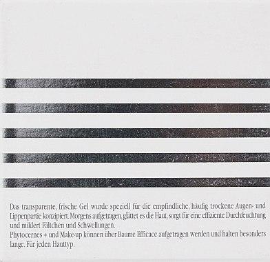 Baume pour contour des yeux et lèvres - Sisley Baume Efficace Botanical Eye and Lip Contour Balm — Photo N7