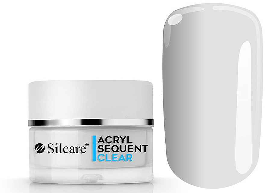 Acrylique pour ongles - Silcare Sequent LUX